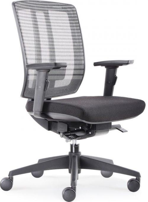 BenS 816 Luxe ergonomische bureaustoel