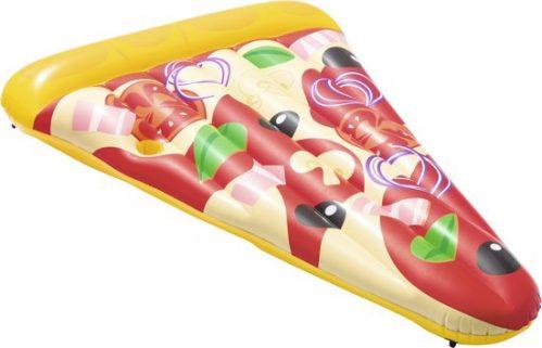 Bestway Opblaasbare Pizza luchtbed 1.88m x 1.30m - Opblaasfiguur
