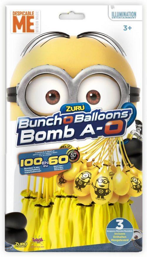 Bunch O Balloons Minions 100 Zelfsluitende - Waterballonnen