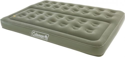 Coleman Maxi Comfort Double Luchtbed - 2-Persoons - 198x137x22 cm - Grijs