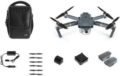 DJI Mavic Pro Fly More Combo - Drone