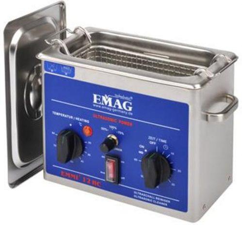 Emag Emmi 12HC - 1,2 ltr. ultrasoon reiniger