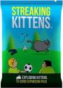 Exploding Kittens Streaking Kittens Uitbreiding – Engelstalig Kaartspel