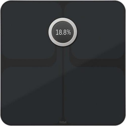 Fitbit Aria 2 - Personenweegschaal WiFi - Zwart