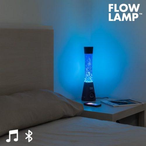 Flow Lamp Lavalamp Bluetooth met Luidspreker