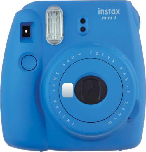 Fujifilm Instax Mini 9 - Blauw