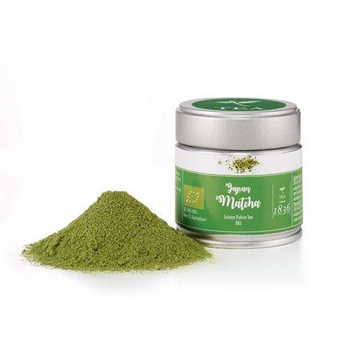 Groene Japanse Matcha Thee - Matcha Thee - Japan - Matcha Thee - 30 gram