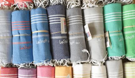 Hamamdoek kopen, met badstof en aanbiedingen