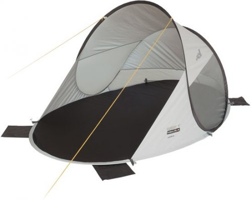 High Peak Calobra 50 Pop-up Strandtent - Grijs