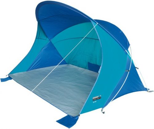 High Peak Evia 50 Pop-up Strandtent - Blauw