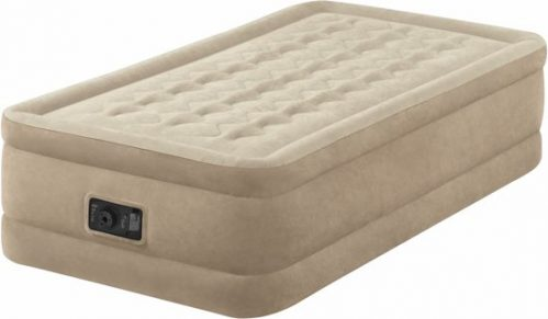 Intex Ultra Plush Twin Luchtbed - 1-persoons - 191 x 99 x 46 cm