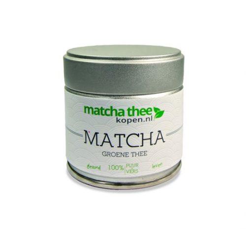 Japanse matcha thee - 30 gram