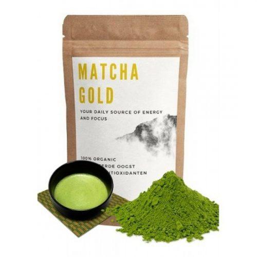 Japanse Matcha Thee - 50 gram