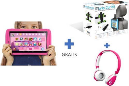 Kurio Tab Advance - 7 inch - WiFi - Roze - kindertablet