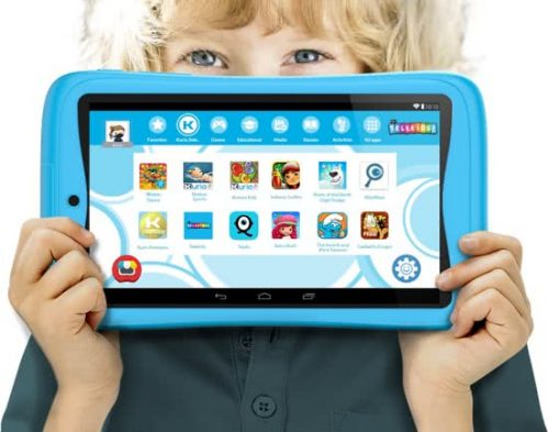 Kurio Tab Advance Telekids tablet Blauw – kindertablet