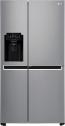 LG GSJ760PZXV – Amerikaanse koelkast – Zilver