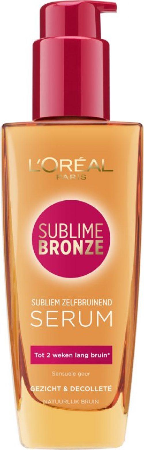 L'Oréal Paris Sublime Bronze Zelfbruinend Serum - Gezichtsbruiner - 100ml - Zelfbruiner