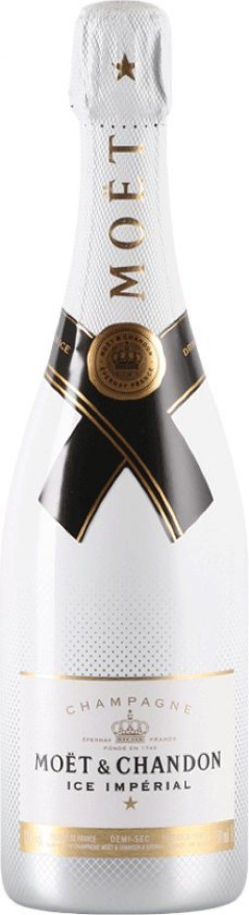 Moët & Chandon Ice Impérial - Champagne - Magnum - Witte wijn - Chardonnay|Pinot Meunier|Pinot Noir - 150 cl