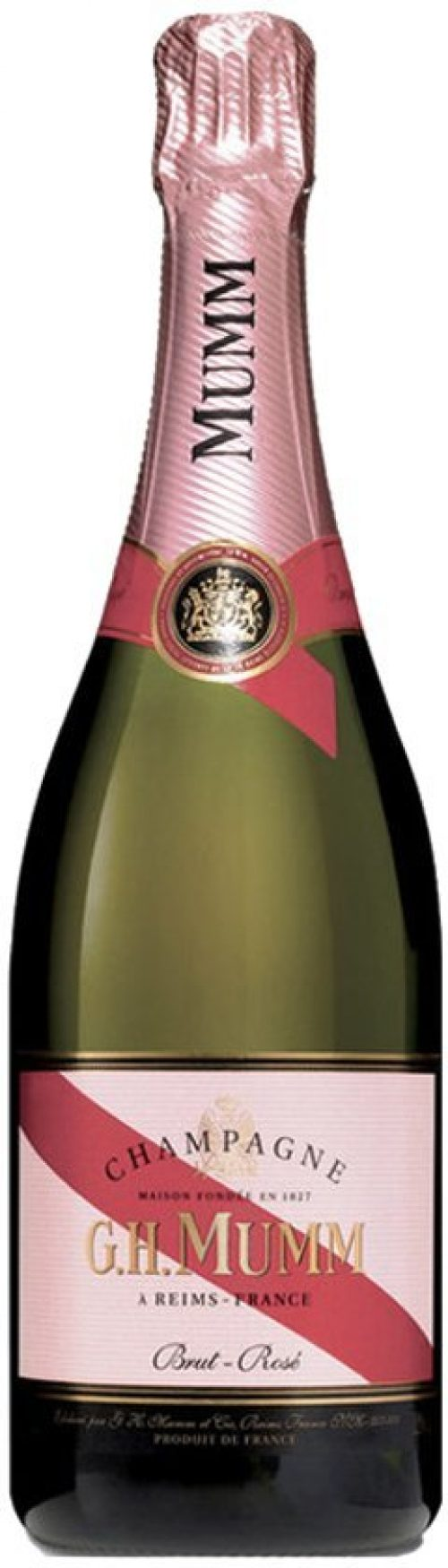 Mumm Brut Rosé - Champagne