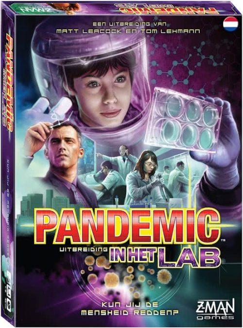 Pandemic In Het Lab - Uitbreiding