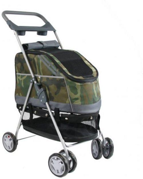 Petcomfort Buggy Camouflage - 44X60X94 CM