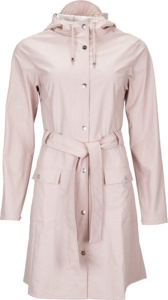 Rains Curve Jacket 1206 Regenjas - Dames - Rose