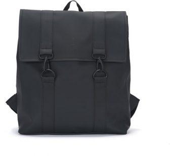 Rains MSN Bag 1213 Rugzak - Black