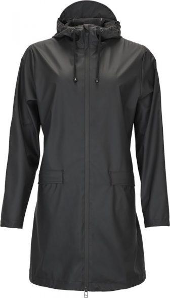 Rains W Coat 1246 Regenjas - Dames - Black