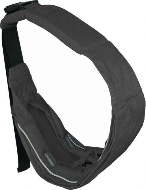 Sling Unlimited - 100% katoen - olifantgrijs
