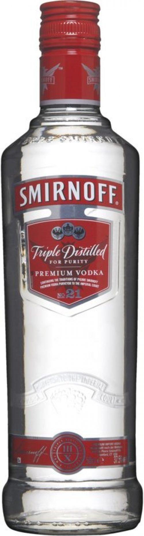 Smirnoff Vodka No 21 - 1 x 50 cl