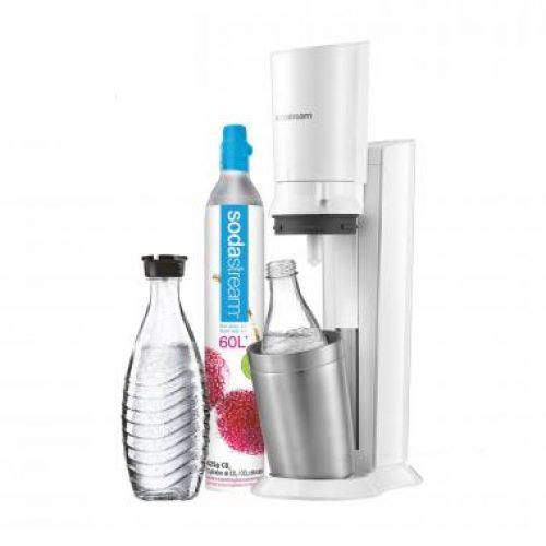 SodaStream Crystal bruiswatertoestel - wit