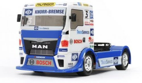 Tamiya 1/10 Hahn MAN Race Truck RS 58632