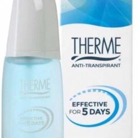 Therme Anti Transpirant – 5 dagen behandelspray – 25 ml – Deodorant Aanbieding