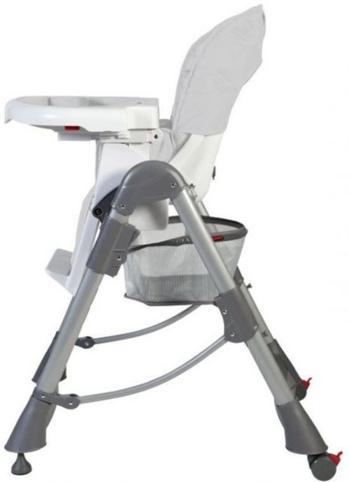 Topmark Jaden Kinderstoel Luxe Zilver