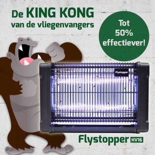Vliegenlamp Insectenlamp Vliegenvanger Flystopper HV16 16 Watt