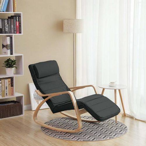 zweedse schommel stoel